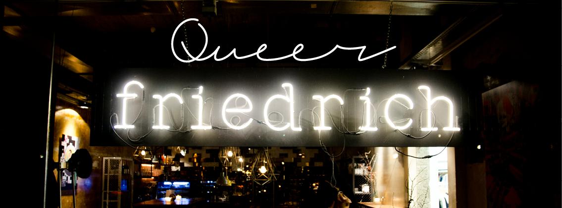 Queer Friedrich Mit Queer Listenings In Heidelberg