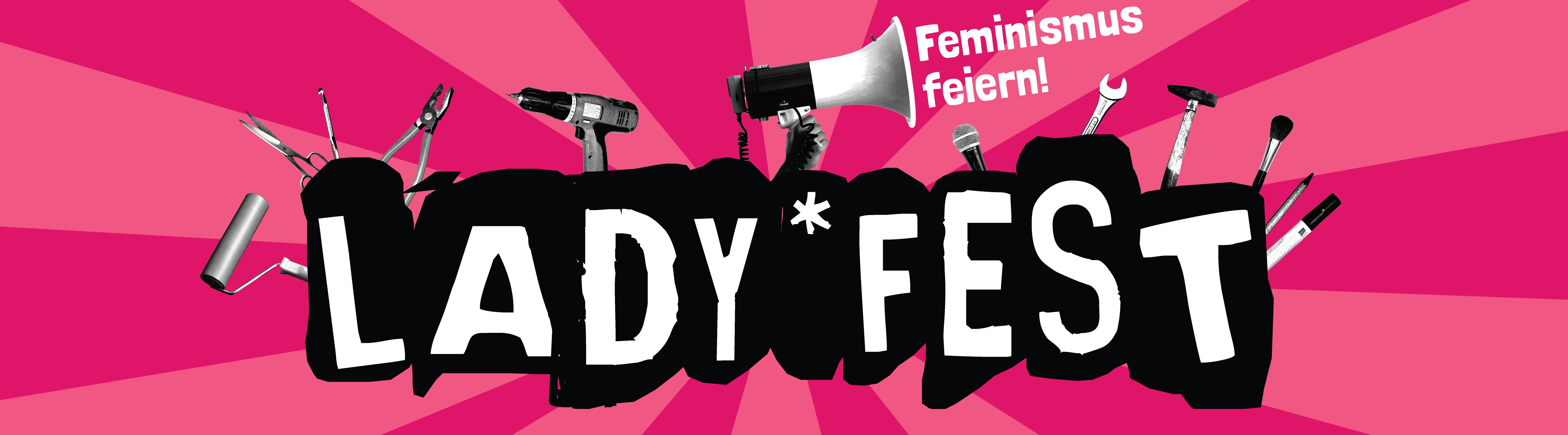 Logo Ladyfest HD