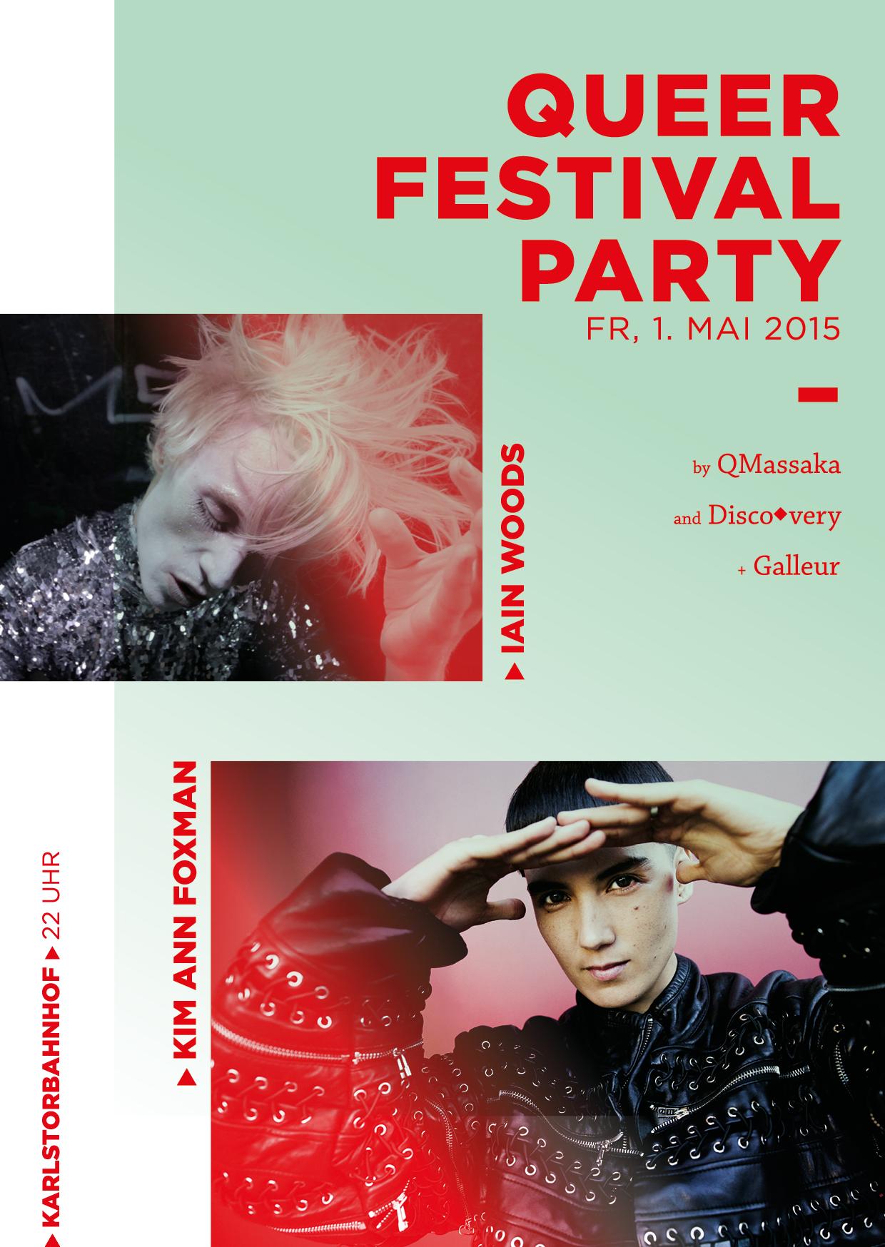 Queer festival Party Heidelberg 1
