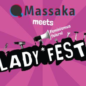 QMassaka meets Lady*fest Sa 25.06.16 | 22.00 Uhr | Karlstorbahnhof
