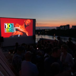 Queer Rooftop Cinema  Fr 10.05.19 | 21.30Uhr | secret rooftop