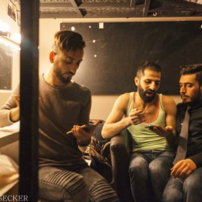 Queer Rooftop Cinema (Mr. Gay Syria) Mi 9.05.18 | 21.00 Uhr | Secret Rooftop