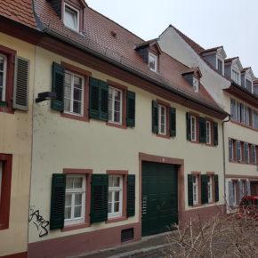 Hirschfeld & Heidelberg.  Ein Stadtspaziergang auf den Spuren des Sexualwissenschaftlers  So 12.05.19 | 13.00 Uhr | Sandgasse