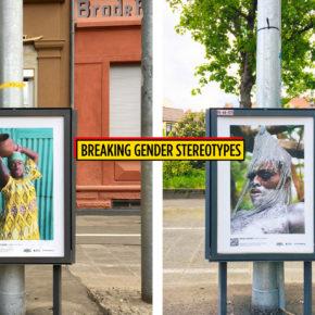 Breaking Gender Stereotypes - Digital Photo Exhibition