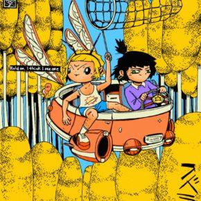 Anime Workshop für Jugendlichemit Azura Daze So 21.11.21 | 14.00 Uhr |  Internationaler Bund